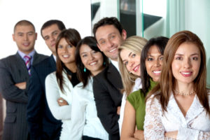 different types of people make business success