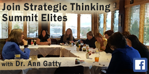 Join the Strategic Thinking Summit Elites